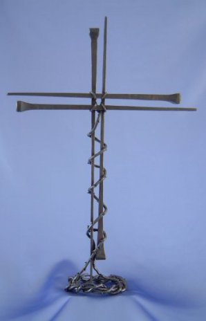 Cross of nails