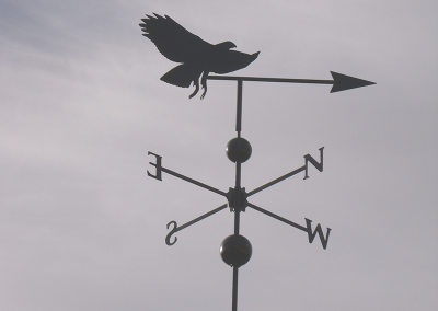 Bird Weathervane