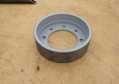 Cast Iron Shaft Brake Drum