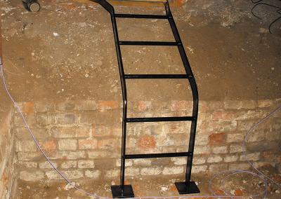 Cellar Ladder