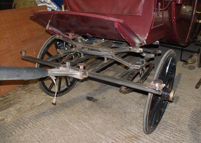 Fore Carriage