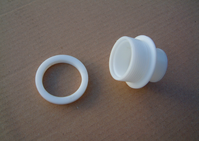 Plastic Turned Parts