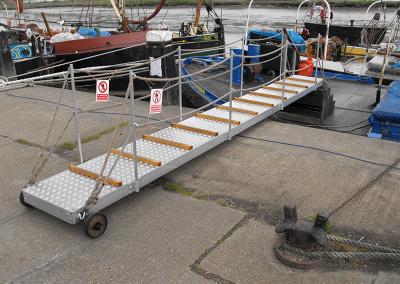 Steel Gangplank