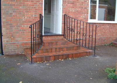 Step Handrails