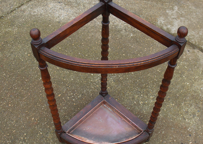 Umbrella Stand Copper Drip Tray